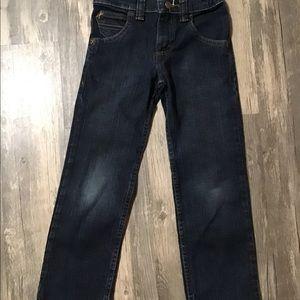 Wrangler boys jeans Sz 8 Regular